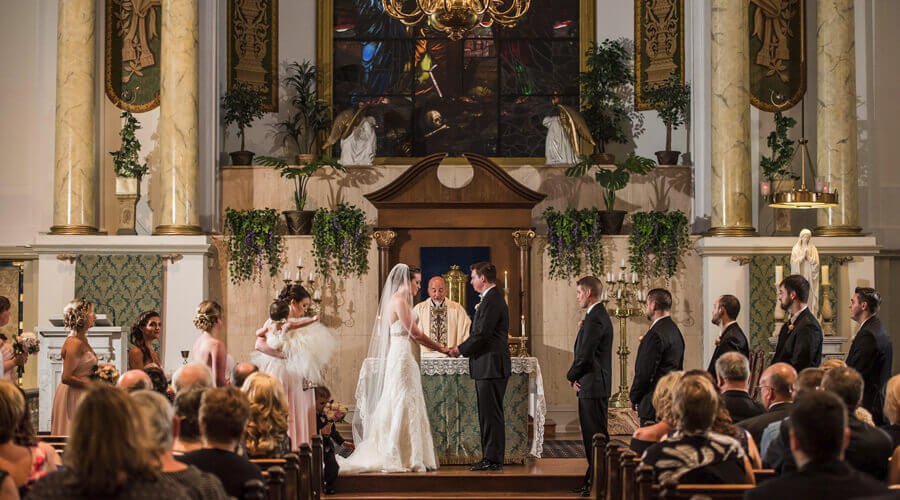 Bernard Carolan Photography Wedding Ceremony Photography