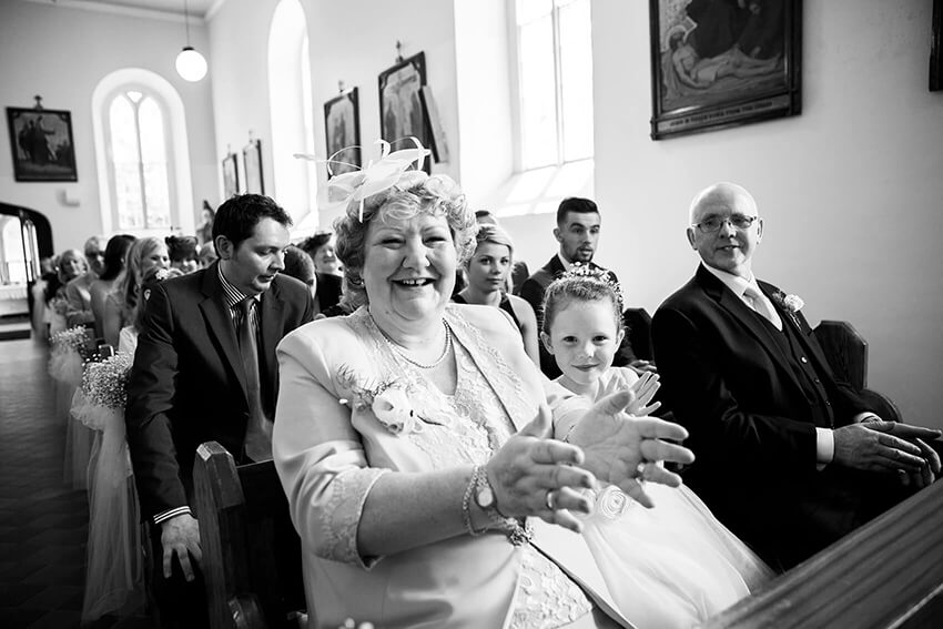 bernard carolan wedding photographer wicklow mother