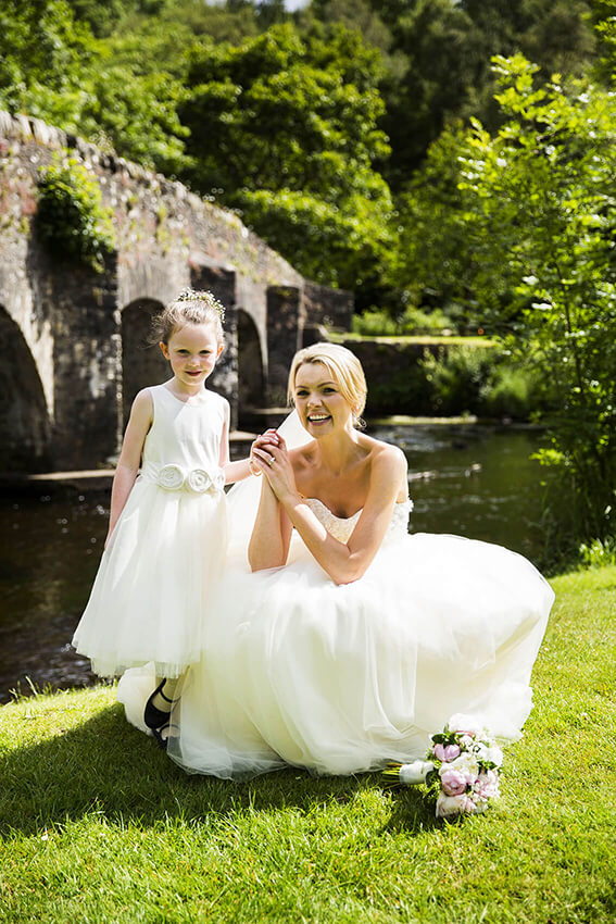 bernard carolan wedding photographer wicklow river
